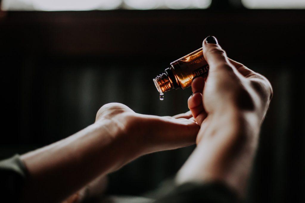essential oils sunit suchdev